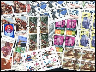 U.s. Discount Postage Lot Of 100 10¢ Stamps, Face $10.00 Selling For $7.25