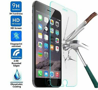 Explosion Proof Screen Protector For New iPhones Gorilla Tempered Glass Shatter