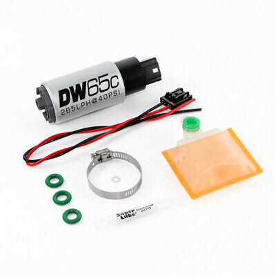 DEATSCH WERKS DW300c Compact In-Tank Fuel Pump for Ford MK2 Focus RS 09-10