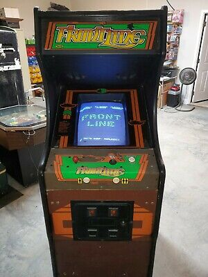 Taito FRONT LINE Arcade GAME
