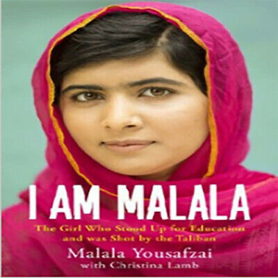 I Am Malala: The Story Of The Girl Who Stood Up for Educat