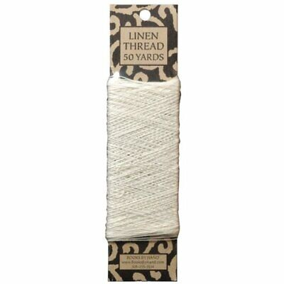 Lineco BBHM201 Books by Hand Linen Thread 50 Yards