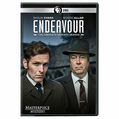 ENDEAVOUR 6 : Young Detective Const./Serg./Inspector Morse Series NEW US Rg1 DVD