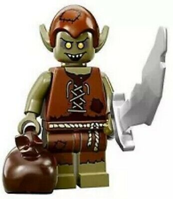 "LEGO MINIFIGURES SERIES 13 (71008) ~ The ""GOBLIN"" ~ (SEALED PACK)  2015"
