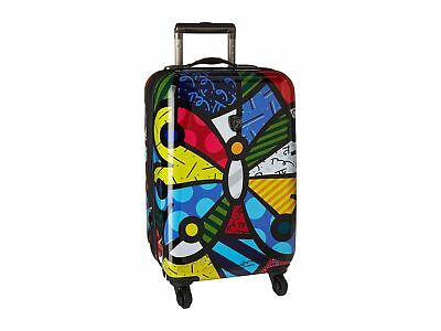 """HEYS Britto Collection 21"""" Hard-side Carry On Luggage"""