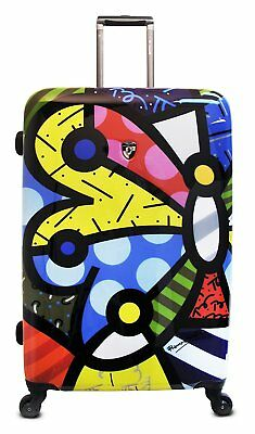 """HEYS Britto Collection 26"""" Hard side Luggage"""