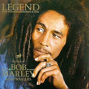 The Best of Bob Marley and The Wailers: Legend, Bob Marley & The Wailers, Used;
