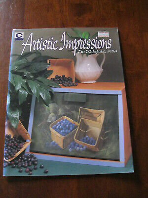 Artistic Impressions: Pat Wakefield: Gretchen Cagle Publications: 1995: Preloved