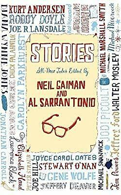 Stories, Sarrantonio, Al & Gaiman, Neil, Used; Good Book