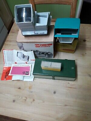 Job Lot Of Slide Viewers And Accessories.