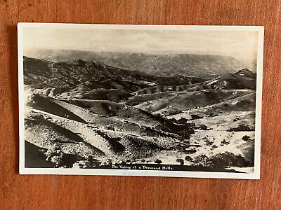 South Africa, Valley of a Thousand Hills, ca 1910