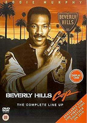 Beverly Hills Cop: Triple Feature [DVD], , Used; Very Good DVD