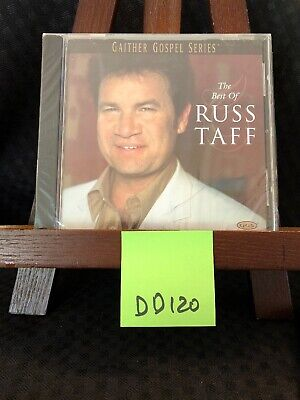 The Best of Russ Taff CD! GAITHER GOSPEL SERIES! BRAND NEW! FREE SHIPPING! DD20