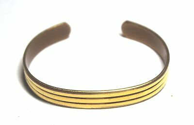 SABONA OF LONDON Pure Thermal Copper Therapeutic Bangle Bracelet - H30