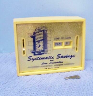 All Coin Calendar Bank With Key Systematic Savings And Loan ~ Springfield MO