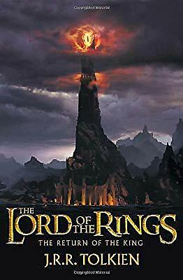 The Return of the King: The Lord of the Rings, Part 3, Tolkien, J. R. R., Used;