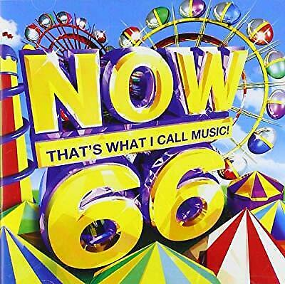 Now Thats What I Call Music! 66, Various Artists, Used; Good CD