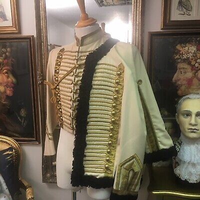 """Stunning Men's Hussars Pelisse by """"English National Opera"""" From """"Eugene Onegin"""""""