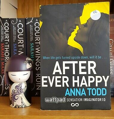 After Ever Happy, Anna Todd (After series Book 4!)