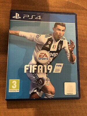 FIFA 19 - Standard Edition (Sony PlayStation 4, 2018) PS4