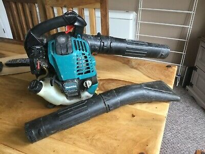 Makita  four stroke  petrol leaf blower