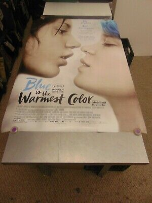 Blue Is The Warmest Color 2013 Lea Seydoux Lgbtq Movie Poster N6702