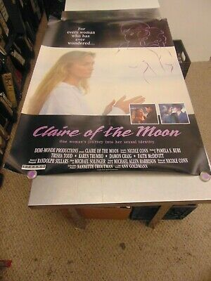Claire Of The Moon 1992 Nicole Conn Lgbtq Movie Poster N6676