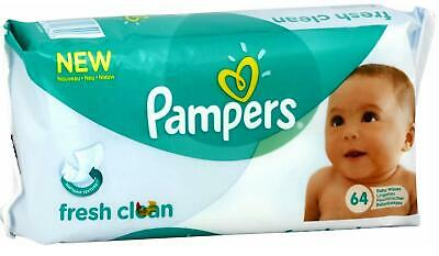 Pampers Baby Doekjes - Baby Fresh 64st