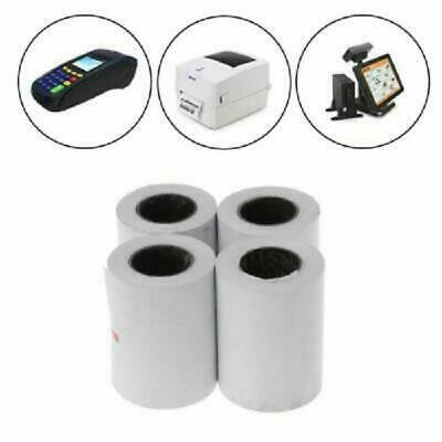4Pcs 57x50mm Thermal Receipt Paper POS Cash Register For 58mm Thermal g Printer