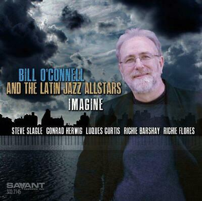 Imagine, Bill O'connell, Audio CD, New, FREE & FAST Delivery