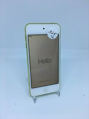 Apple iPod Touch 5th Generation Green (16GB)