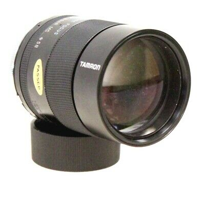 TAMRON 135mm f/2.5 Adaptall 2 Mount Telephoto Camera Lens  - B28