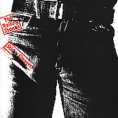 The Rolling Stones Cd Sticky Fingers Mick Jagger Keith Richard Mick Taylor