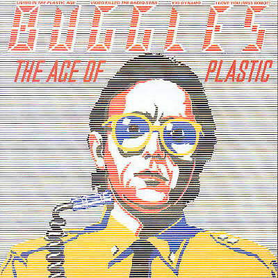 Buggles Cd The Age Of Plastic Geoffrey Downes Video Killed The Radio Star