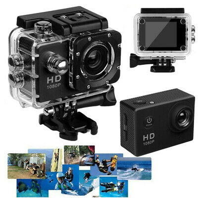 SJ4000 1080P HD Portable Helmet Action Camera Waterproof Sports DVR Camcorder HK