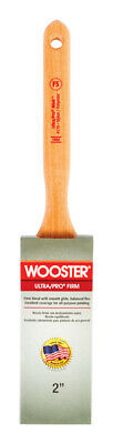 Wooster  Ultra Pro  2 in. W Flat  Nylon Polyester  Paint Brush