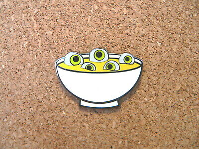 Monsters Inc. Disney Pin - Booster Coll. - Harryhausen's Sushi - Eyeball Soup