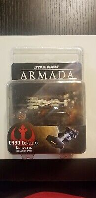 Star Wars Armada CR90 Corellian Corvette Expansion Pack Ship CR-90 New Sealed