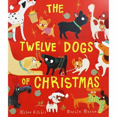 The Twelve Dogs of Christmas (Paperback), Children's Books, Brand New