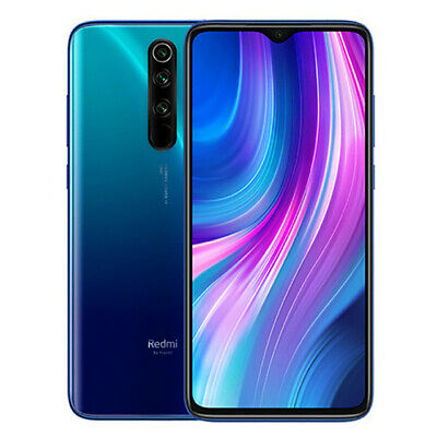 "Xiaomi Redmi Note 8 Pro 6+128GB Smartphone 6.53"" FHD+ 18W Quick Charge 4500mAh"