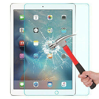 """Premium Tempered Glass Screen Protector for iPad 2 3 4 5th 6th Air 2 Pro 10.5"""""""