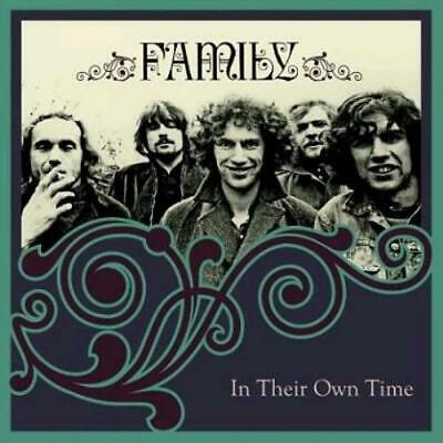 FAMILY - IN THEIR OWN TIME - CD ALBUM our ref 1668