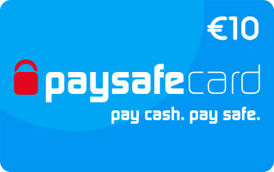 🔥Paysafecard 10€ (fast by email)🔥
