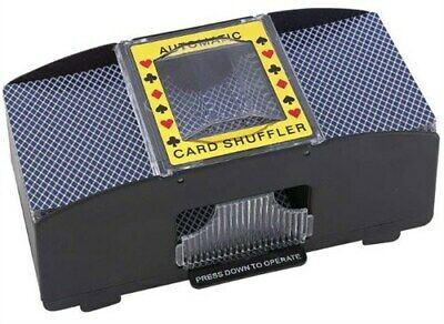 Card Shuffler 2 Deck Automatic Copag Compatible Casino Playing Cards Poker