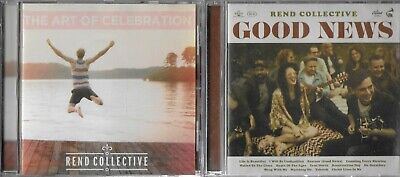 Rend Collective 2 Excellent Cds The Art Of Celebration Good News