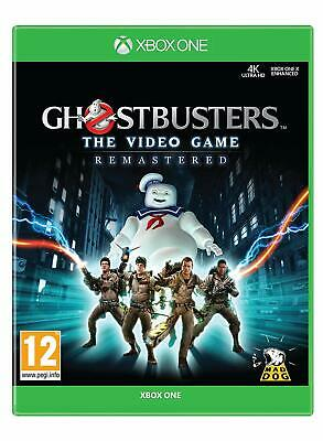 Ghostbusters The Video Game Remastered Xbox One