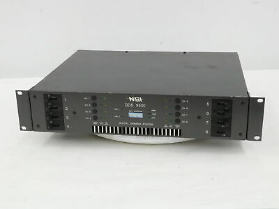 NSI DDS 9800 Eight Channel Dimmer MICROPLEX #4