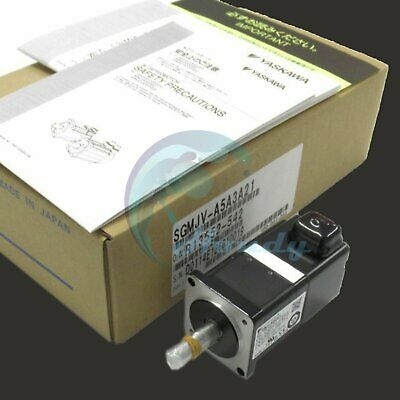 New 1PC Yaskawa SGMJV-A5A3A21 Sigma 5 Servo Motor 50W 200V ABS 1 year warranty
