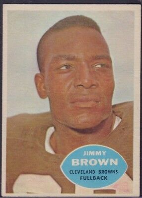 Jimmy Marrón Clevland Browns Topps #23 1960 122118DBCD