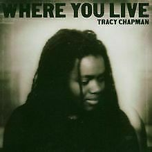 Where You Live von Chapman,Tracy   CD   Zustand sehr gut